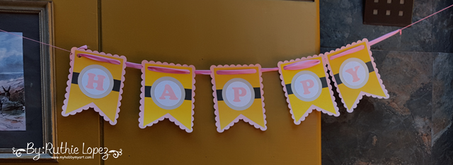 Minion Girl Birthday Party -  SnapDragon Snippets - Ruthie Lopez - My Hobby My Art 26