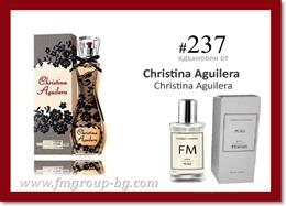 Парфюм FM 237 PURE - CHRISTINA AGUILERA - Christina Aguilera