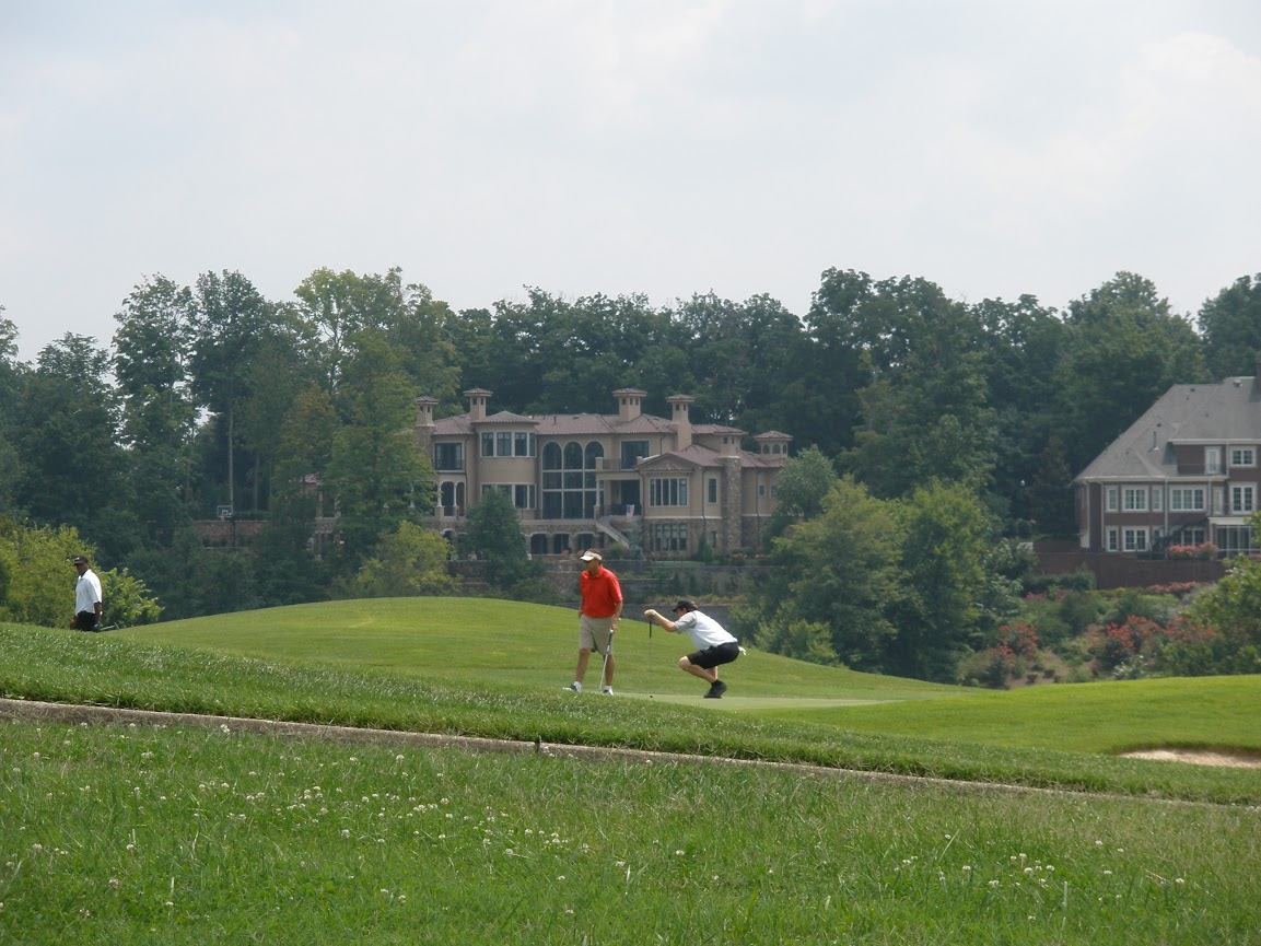 Golf at The Governors Club