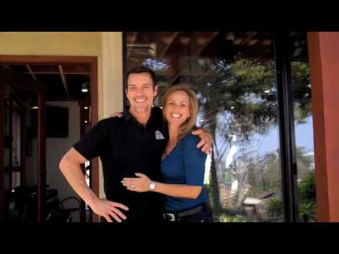 Marlee And Tony Goofing, Tony Horton