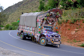 Truck Art In Pakistan