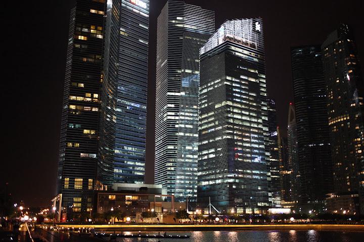 В Сингапур на НГ из Москвы.