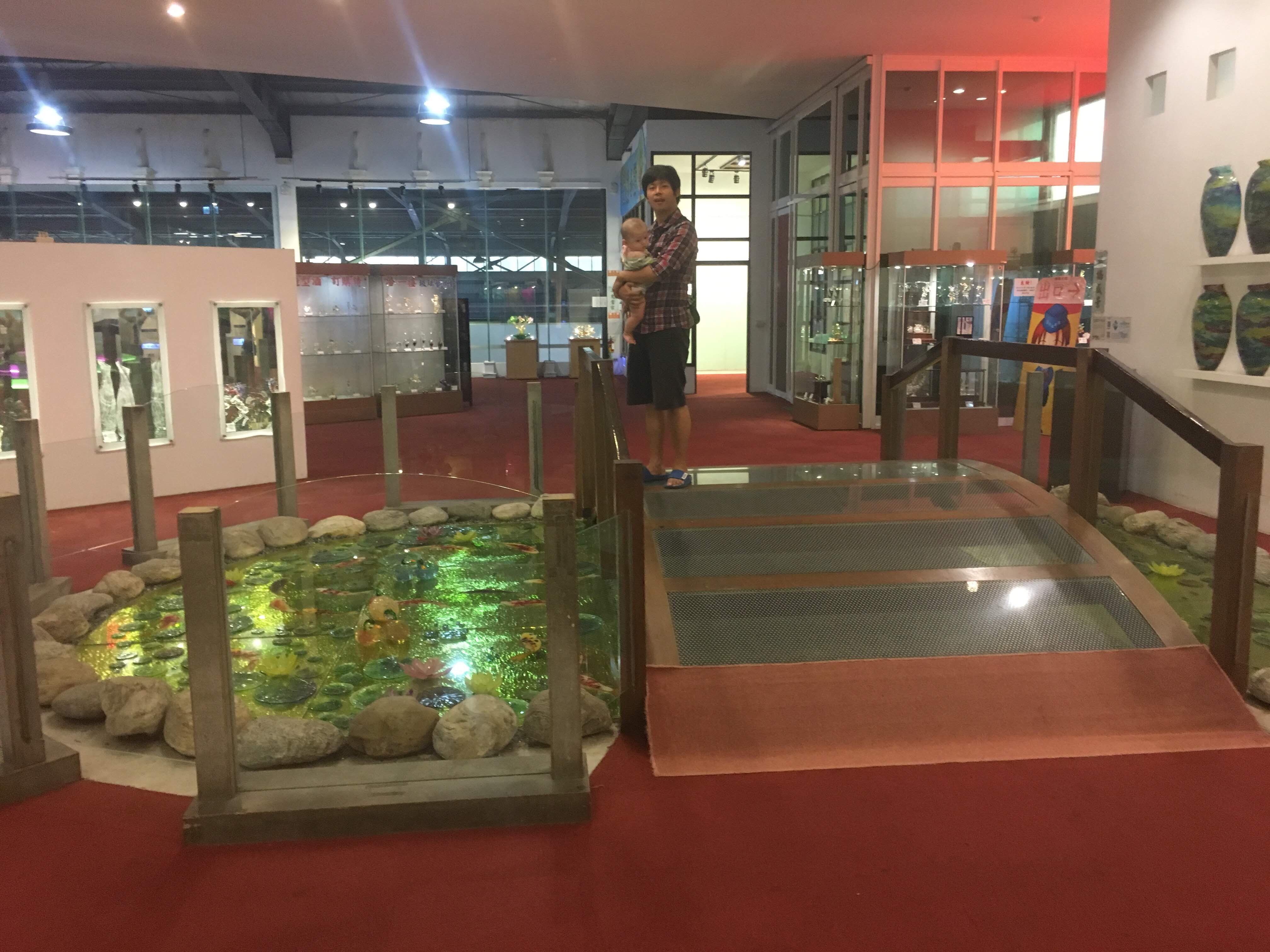 lukang changhua Taiwan glass gallery glass temple amwf couple