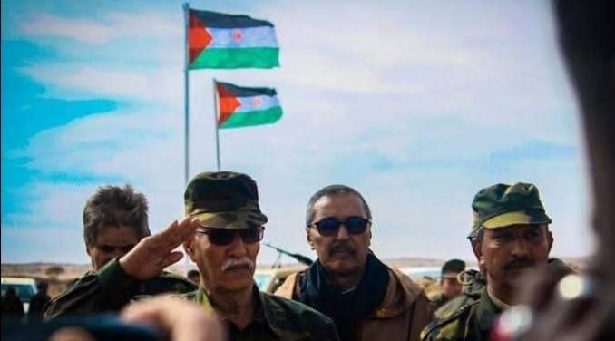 Voces de regeneración al Frente Polisario.