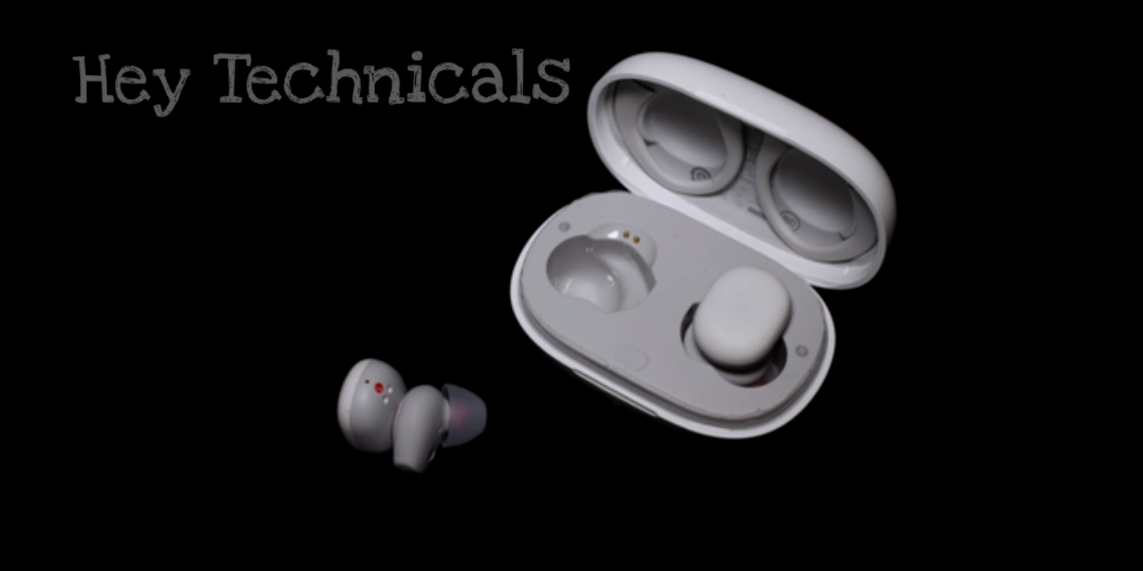 THE AMAZFIT EARBUDS