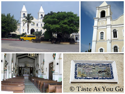Mission Church of San Jose del Cabo in San Jose del Cabo, Mexico - Photos by Taste As You Go