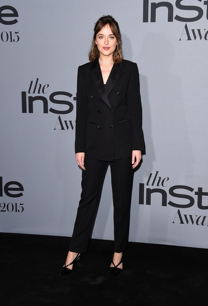 Dakota Johnson attends the InStyle Awards