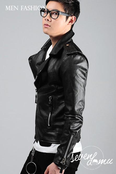 seven domu korean+style+biker+jacket+sk19+ 4