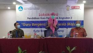 Adik Walikota Buka Lokakarya PGP