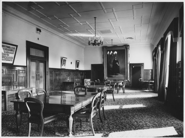 Members Lounge, Parliament House, Hobart