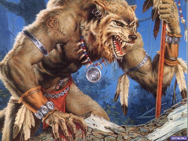 Werewolf, Mystery