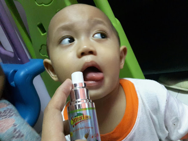 Smartive Natural Kids Essence | Suplemen Anak Berbentuk Spray