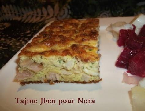 Tajine Jben pour Nora