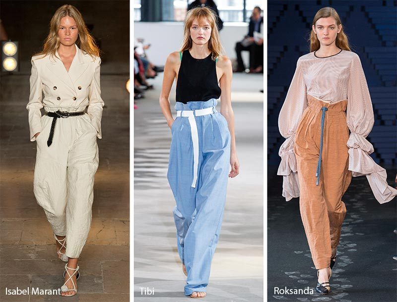 WHAT LADIES SWEAR TO ANTICIPATE IN SPRING/SUMMER 2019 5
