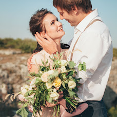 Wedding photographer Daniil Lysak (Esven). Photo of 04.10.2015