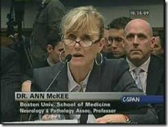 DR. ANN McKEE II