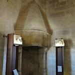 Château de Vincennes : donjon, vestiaire