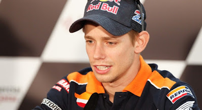 casey stoner losail press conference