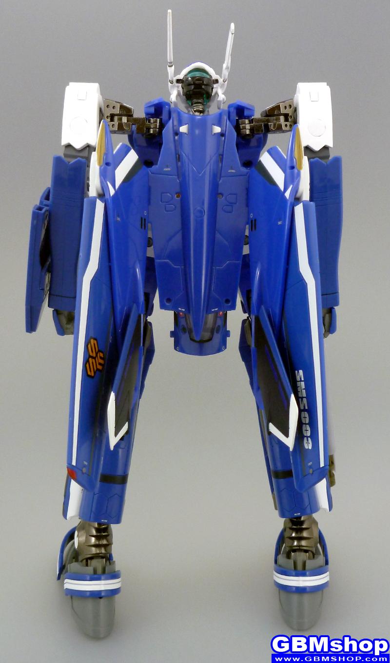 Macross Frontier YF-25 Prophecy Michael Blanc custom Battroid Mode
