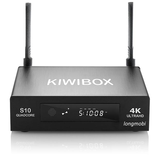 android tv box kiwibox s10