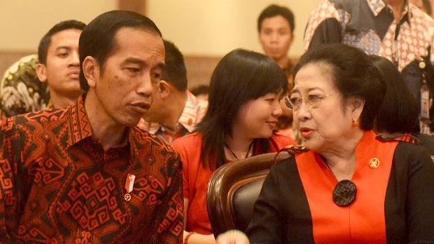Megawati: Saya Nangis Jokowi Dikatain Kodok, Dia Kurus Mikir Rakyat Lho