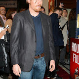 WWW.ENTSIMAGES.COM -     Toby Stephens   arriving  at      The Scottsboro Boys - press night at Garrick Theatre, Charing Cross Road, London October 20th 2014Kander and Ebb's provocative musical about the true story of nine young black men falsely accused of raping two white women.                                                   Photo Mobis Photos/OIC 0203 174 1069