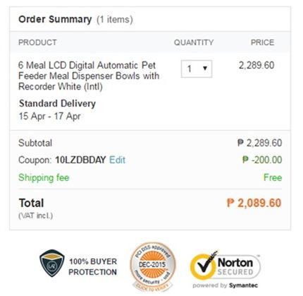 Lazada coupon