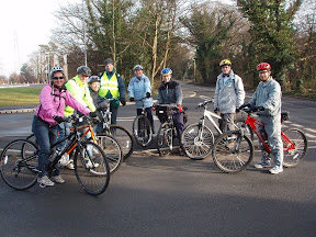 Wirral Cycle Ride