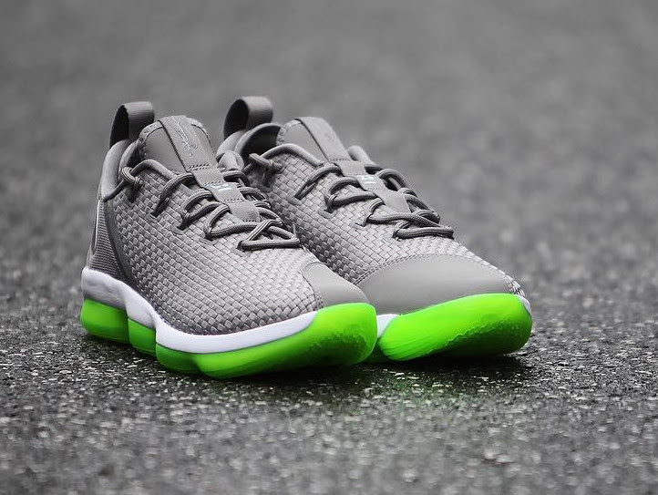 buy popular 8839a fd739 ... Upcoming Nike LeBron 14 Low Dunkman That Drops Next Week ...