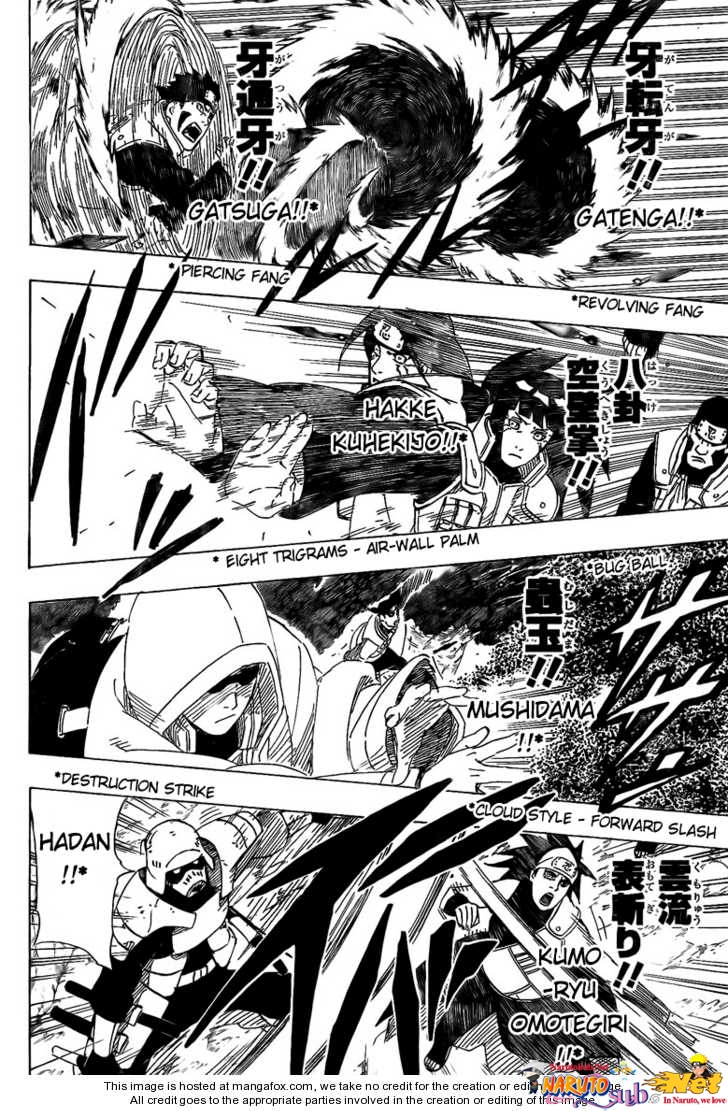 tz 9, Naruto chapter 521    NarutoSub