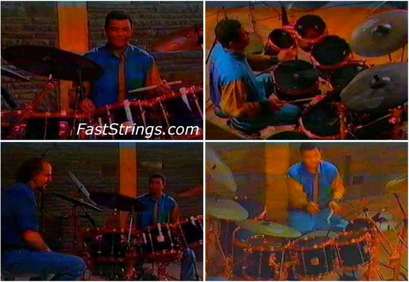 Jack Dejohnette - Musical Expression On The Drum Set