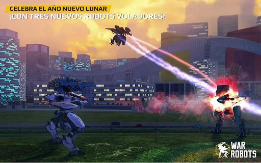 War Robots  trampa 1