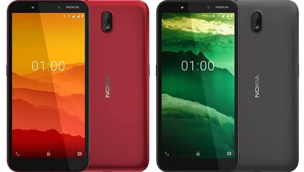 Nokia C1 Harga