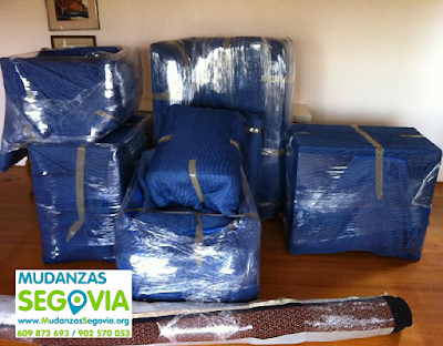 Transportes Segovia