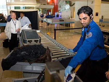 TSA agent convicted for tricking woman into showing breasts