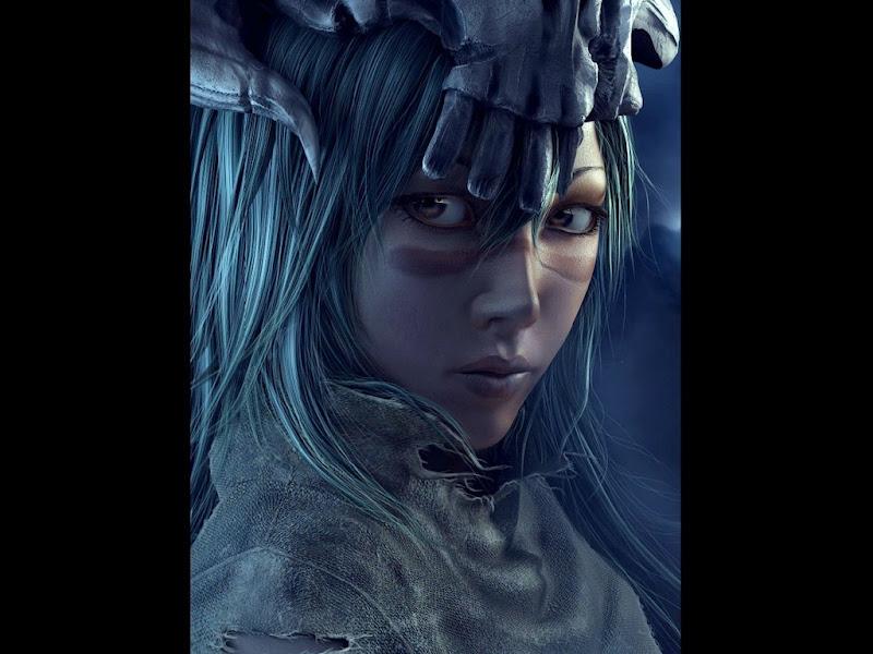 Cold Warrior Girl, Warriors