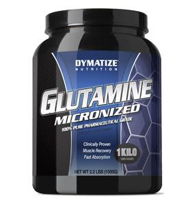 Qué es la Glutamina o Glutamine