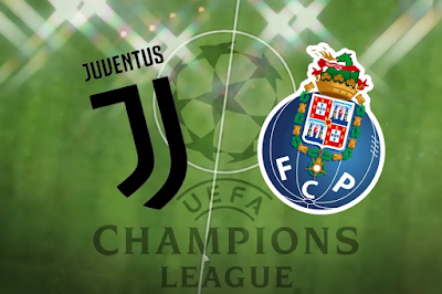 Juventus vs Porto : Champions League Live Stream