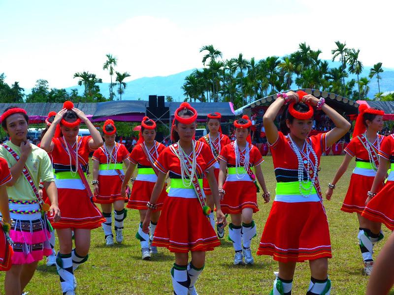 Hualien County. De Liyu lake à Guangfu, Taipinlang ( festival AMIS) Fongbin et retour J 5 - P1240521.JPG