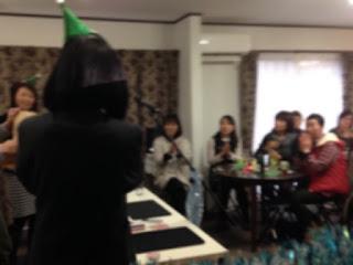 いすみサロン クリスマスパーティー マジックショー マジシャンひろしつちや 4