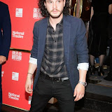 WWW.ENTSIMAGES.COM -  Kit Harington   arriving  at     Great Britain - press night at Theatre Royal Haymarket, London September 26th 2014West End Opening at Theatre Royal Haymarket for Richard Bean's GREAT BRITAIN -  Play about an ambitious tabloid editor in production described as anarchic satire about the press, the police and the political establishment.                                                    Photo Mobis Photos/OIC 0203 174 1069
