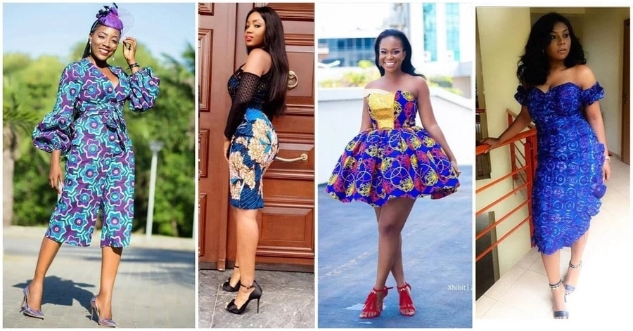 ANKARA STYLE PLANS FOR WEDDING  LADY GUESTS IN 2019 6