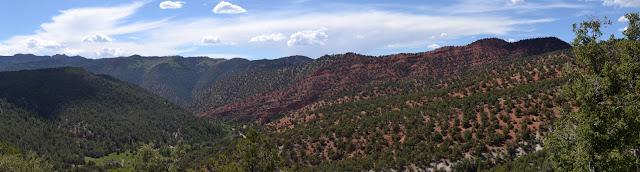 Parowan Canyon