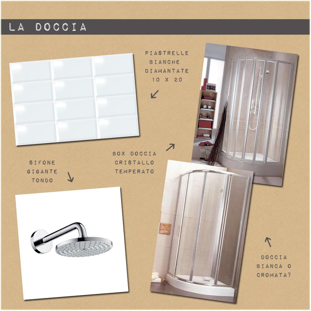 Progettare due bagni shabby chic interiors - Progettare bagno 3d ...