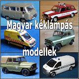 Magyar kéklámpás járművek