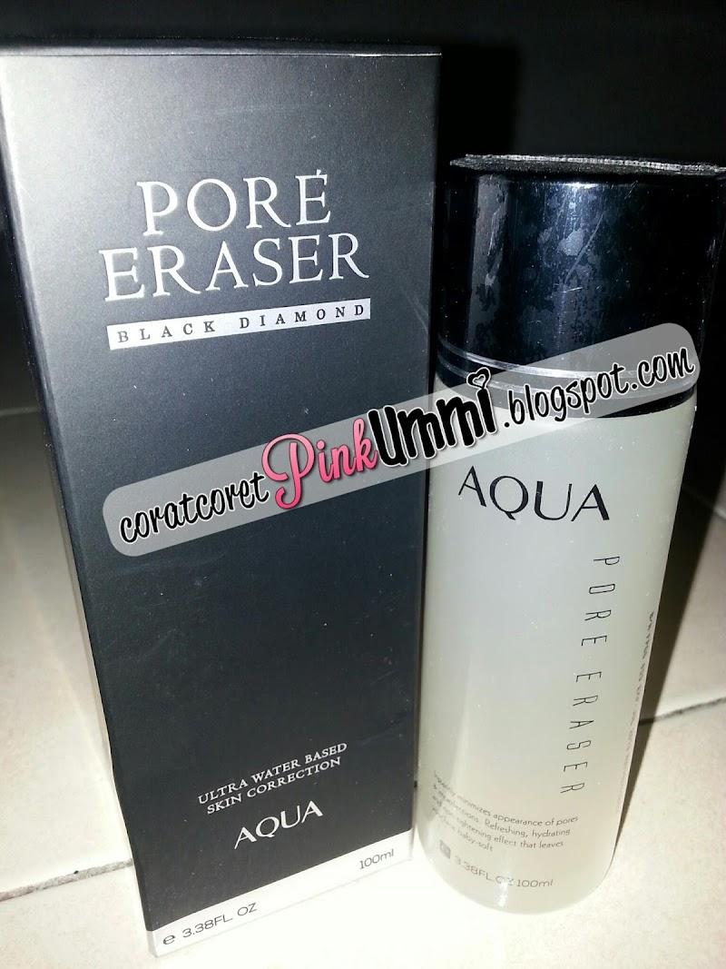Wordless Wednesday #1 : Aqua Pore Eraser