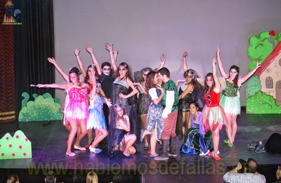 Torna el concurs de playbacks de la Junta Central Fallera 22-9