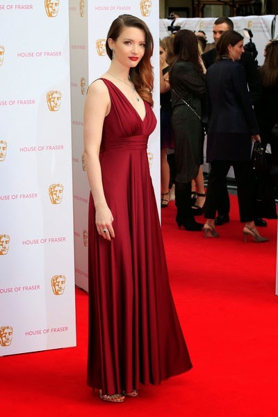 Tallulah Riley attends the House of Fraser British Academy Television Award