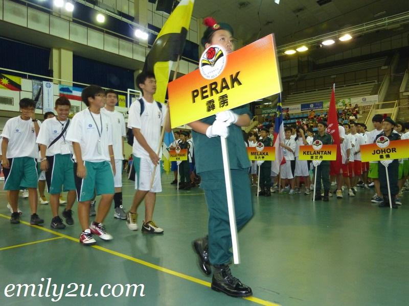 Kejohanan Bola Keranjang Kebangsaan Piala Agong MABA Agromate Ke-53, 2011