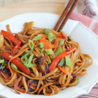 Vegetable Lo Mein.